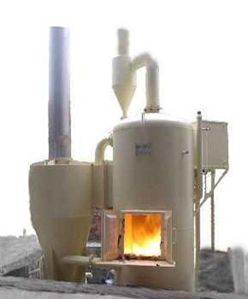 农村自建垃圾焚烧炉