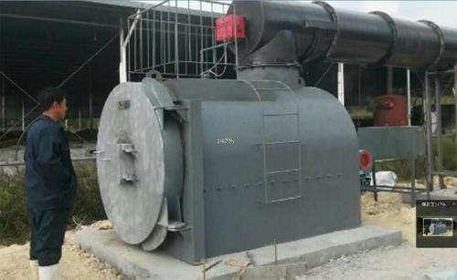 大型無煙生活垃圾焚燒爐