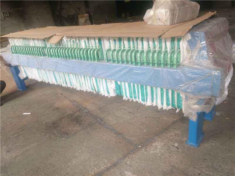 板框壓濾式污泥脫水機