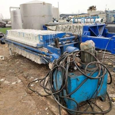 板框脫水機污泥破碎裝置