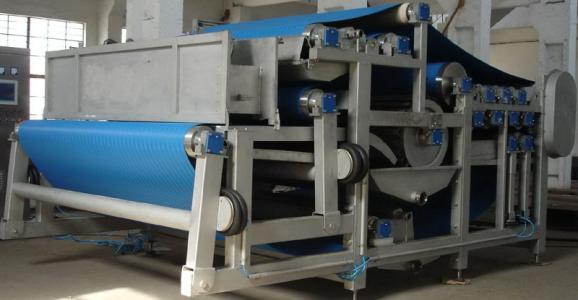 隔膜板框压滤机