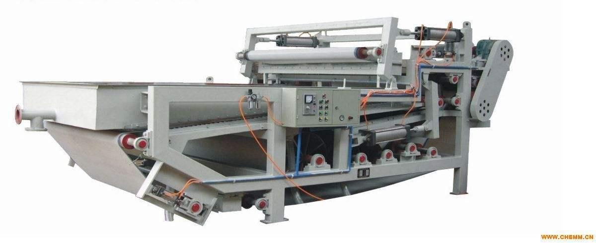 廂式隔膜壓濾機