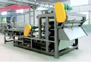 式污泥压滤机