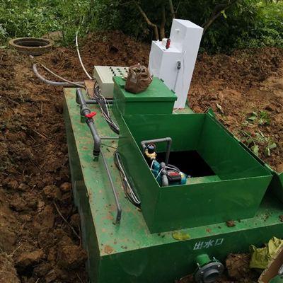 威海/日照一體化污水處理設備在農村污水中的應用