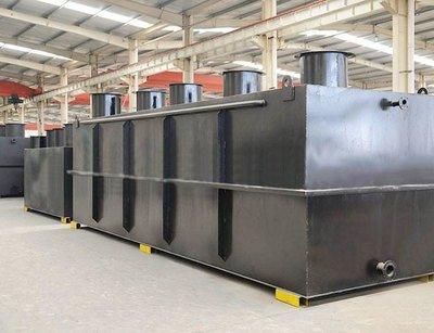 河池/钦州一体化污水处理设备的优势和 一体化设备运维及故障检查