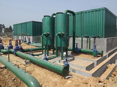 大型污水处理