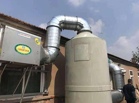 工业废气净化器存在的必要性