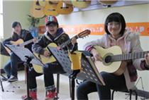 重庆吉他培训教你吉他的切音技巧