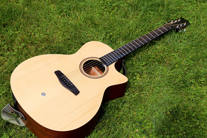重庆云森木吉他