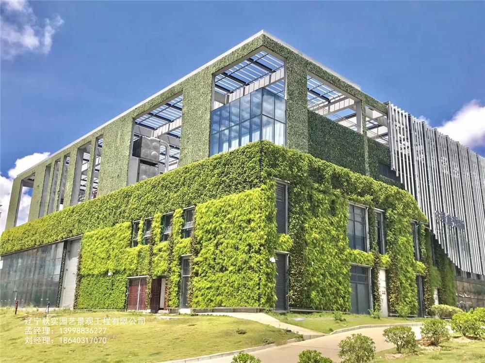 沈阳植物墙绿化