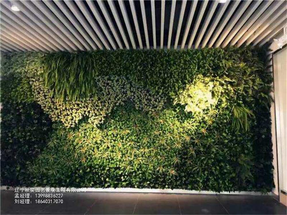 沈阳植物墙室内
