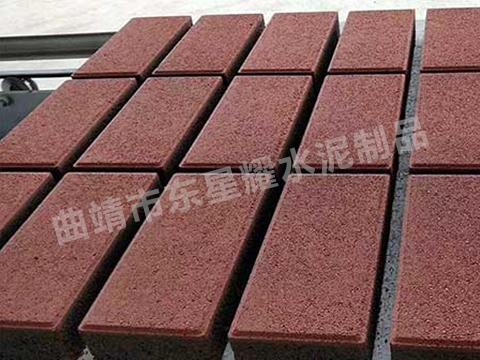 市政水泥透水砖