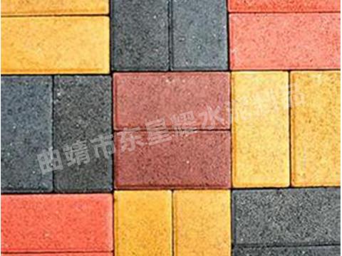 水泥彩色砖