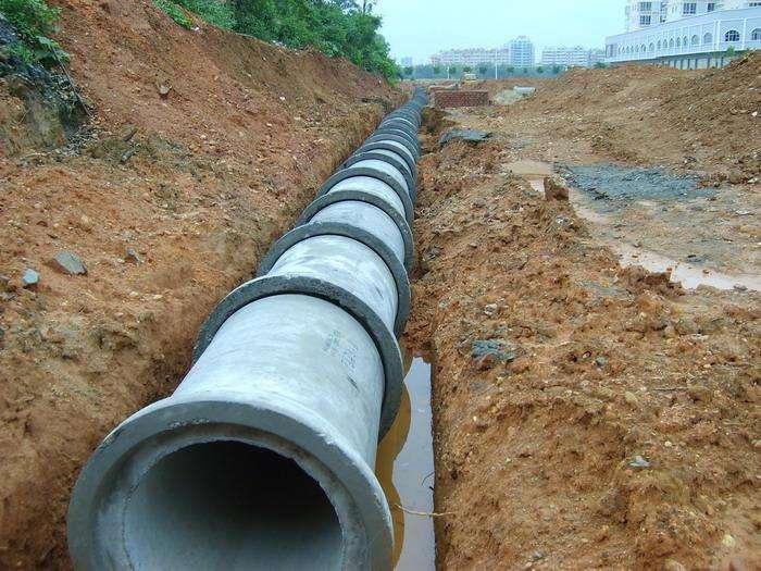 曲靖混凝土排水管管壁一般是多厚