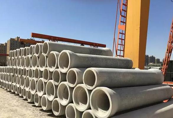 「钢筋混凝土排水管」的制作,优点,用途及安装方法