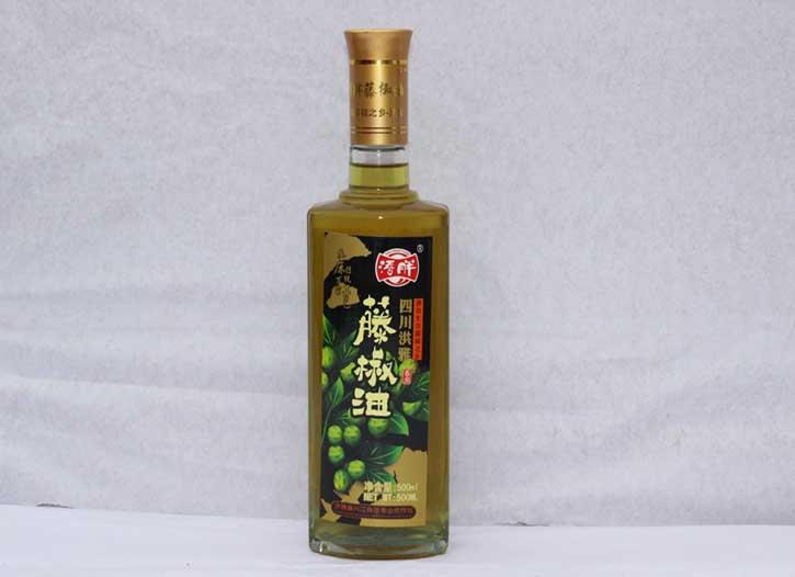 涛胖藤椒油500ml
