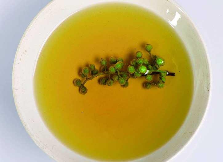 藤椒油作用
