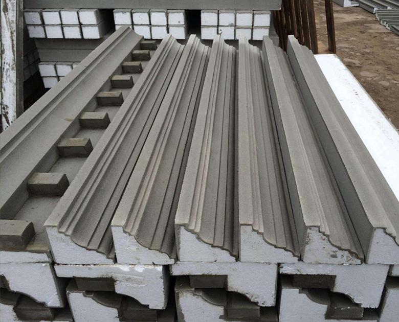 云南EPS装饰线条厂家介绍别墅外墙装饰线条如何施工