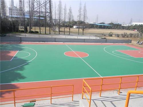 綿陽塑膠球場