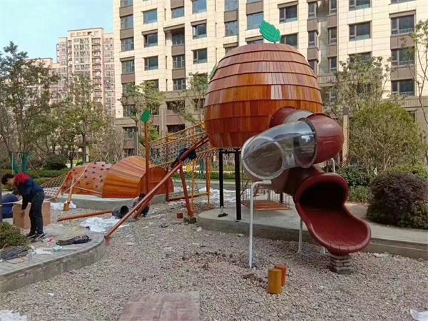 成都兒童游樂設備施工