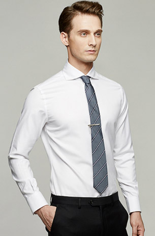 男士单色衬衫系列