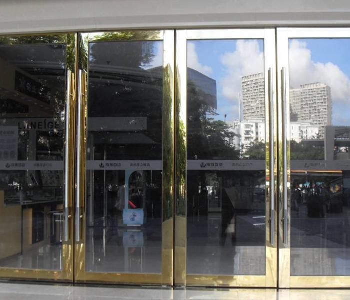 防火玻璃门
