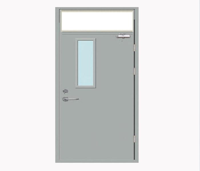 防火钢质门
