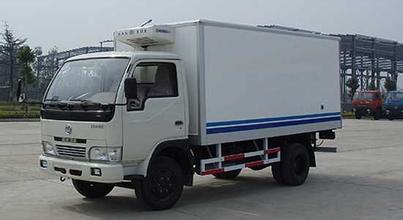 江淮帅铃33单排4.2米冷藏车----新车销售
