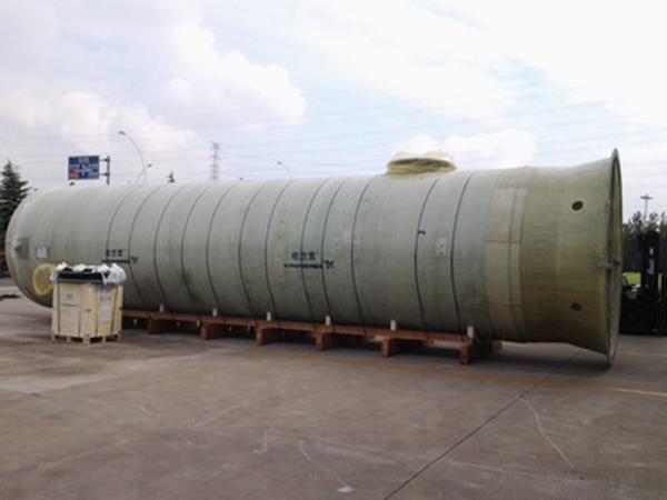 三明预制式污水提升泵站