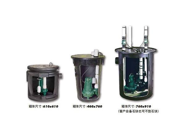三明别墅污水提升泵站