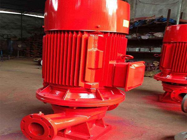 三明卧式消防泵