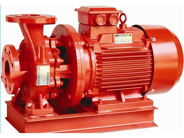三明长轴消防泵