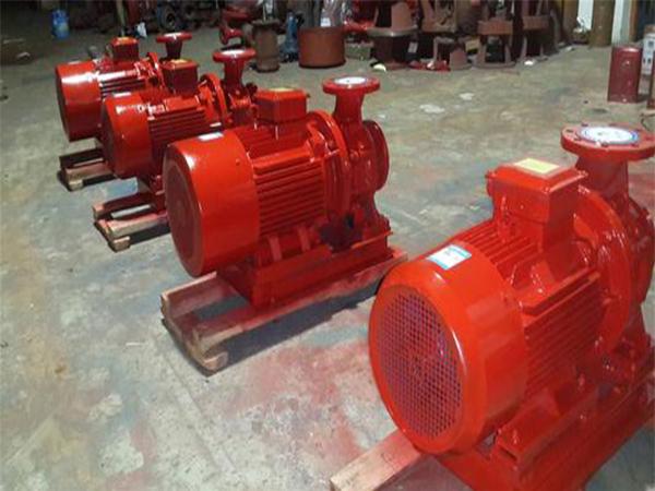 三明潜水消防泵