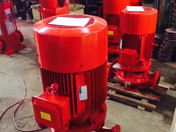 无动力消防泵