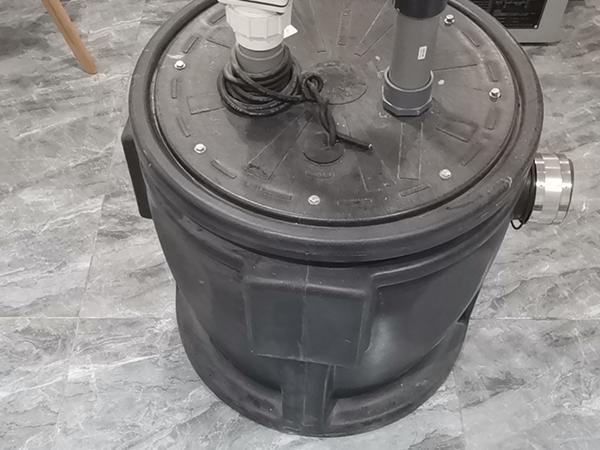 福州别墅污水提升泵站