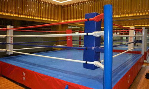 拳击台案例