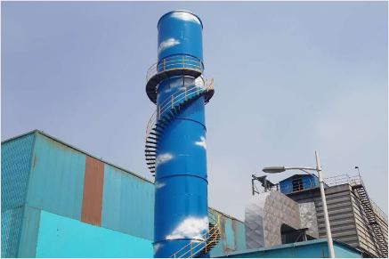 江蘇煙囪新建廠家在設計煙囪高度的時候需要考慮什么因素