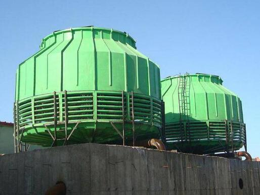 玻璃钢槽钢冷却塔质量的影响因素