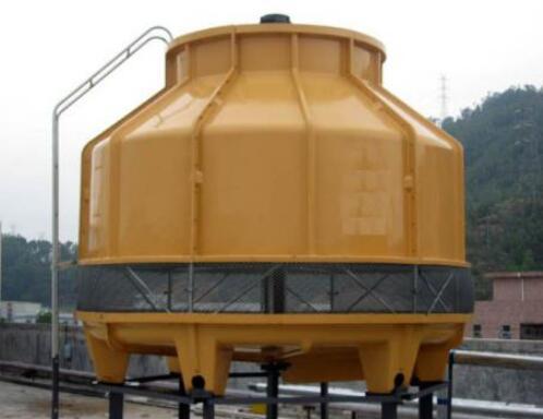 雨季防止闭式冷却塔被雨水腐蚀的方法