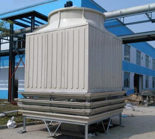 冷却塔更好地迎合了市场经济的发展步伐
