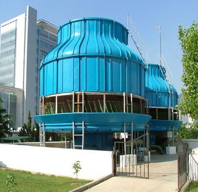 玻璃钢冷却塔通风量不够的解决方法
