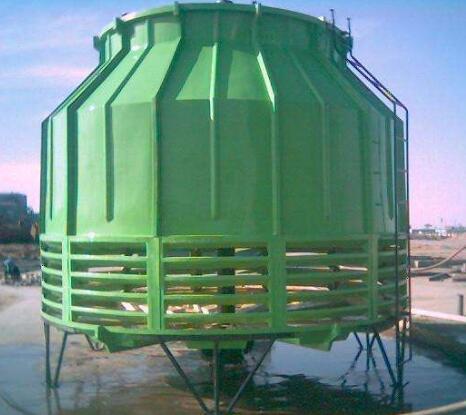 冷卻塔設備漏風的影響