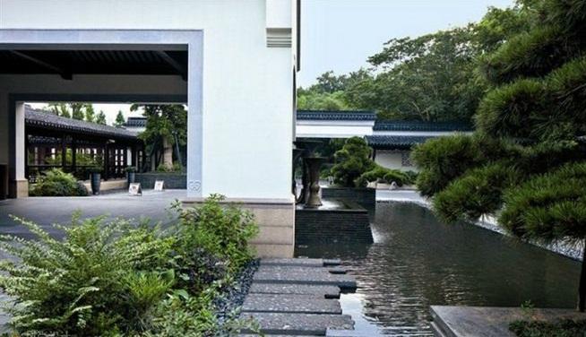 廊架、亭廊,中式庭院里实用与景观的结合体