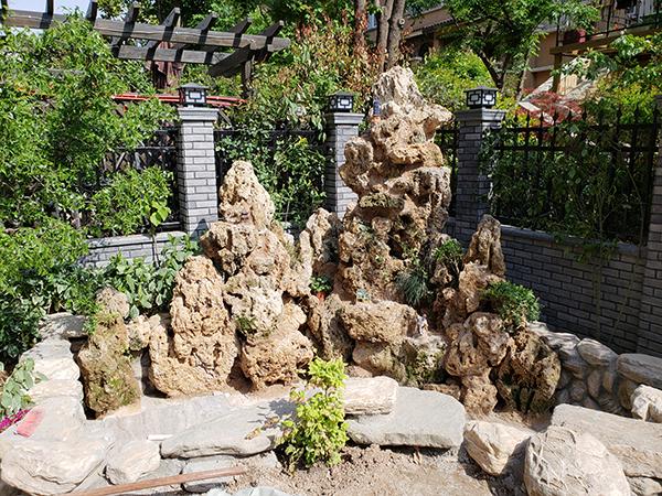 水景假山3