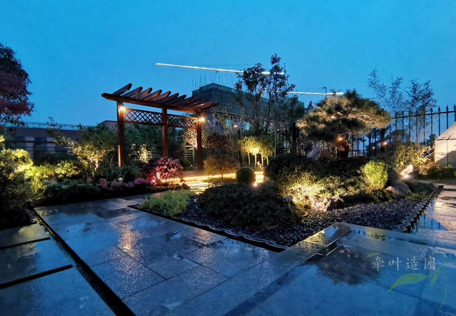 如何设计属于自己的别墅庭院小道?