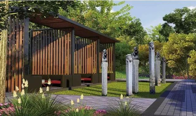 中式庭院景观设计的要点有哪些?