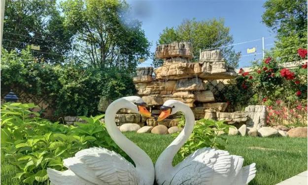 庭院假山如何搭配,才更加出彩