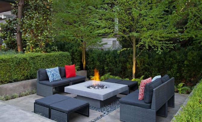 陕西西安专业别墅庭院公司,好的设计让整个院子充满亮点!