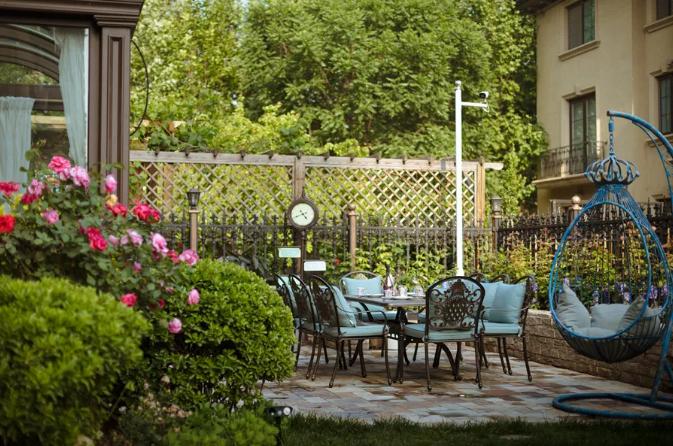 庭院知识 | 绿植这样搭配,庭院才能生机勃勃