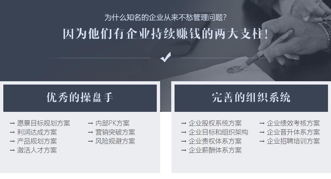 昆明专业企业管理咨询公司